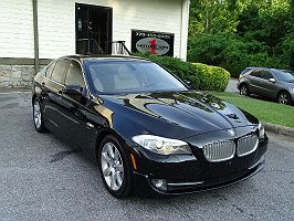 2012 BMW 5 SERIES 550I XDRIVE