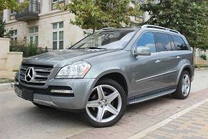 2011 MERCEDES-BENZ GL550 4MATIC
